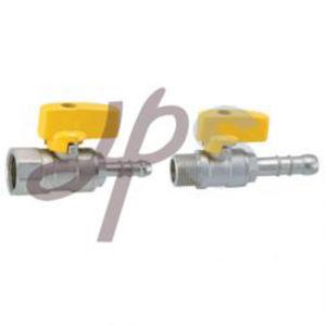 Brass Gas Ball Valves (HGV06) pictures & photos