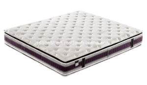 Zone Pocket Spring Memory Foam Mattress pictures & photos
