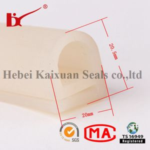 Durable Silicone Oven Door Seal Gaskets pictures & photos