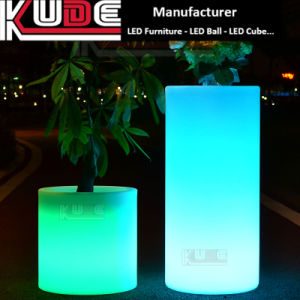 Plant Pots Plastic with LED Lights pictures & photos
