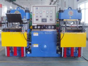 PLC Control Rubber Silicone Heating Press for Molded Rubber Made in China pictures & photos