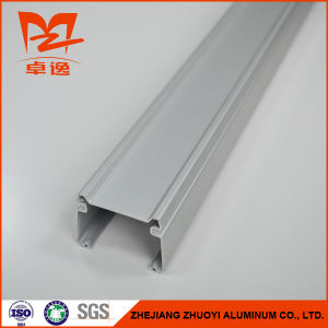 6000 Series Anodized Aluminum Profile for Light, Manufacturer of Aluminum in China pictures & photos