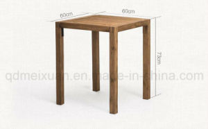 Solid Wooden Dining Desk Coffee Table (M-X2631) pictures & photos