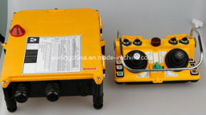 230V Joystick-Control for Crane/Industrial Electronic Joystick Control for Hydraulic Terrain Crane pictures & photos