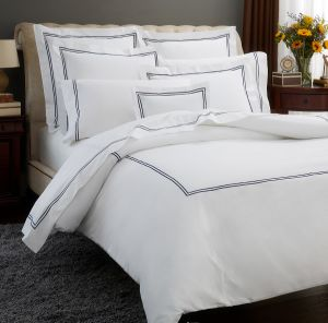 Embroidery Hotel Collections Luxury Bedding Sets (DPH7024) pictures & photos