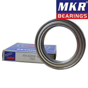 SKF/ Timken/ NSK Bearing/Deep Groove Ball Bearing 6207, 6207-2RS, 6207zz, 6207 2rsc3 pictures & photos
