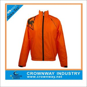 Light Woven Outdoor Softshell Waterproof Golf Jacket pictures & photos