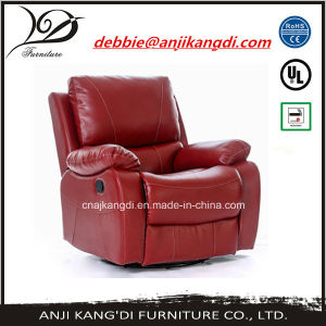 Manual Leather Recliner pictures & photos