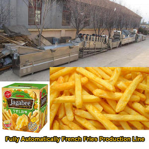 French Fries Production Line Fully Automatically (SH300) pictures & photos