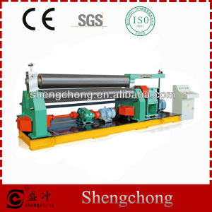 W11 Series 3 Roller Rolling Machine for Sale pictures & photos