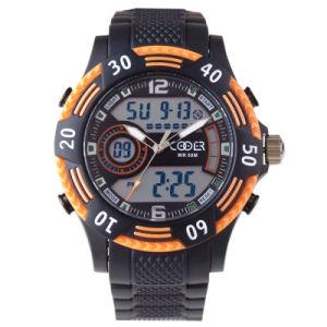 Digital Quartz Watch with Ce pictures & photos