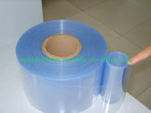 Clear Rigid PVC Film for Garment Accessories Collar Insert pictures & photos