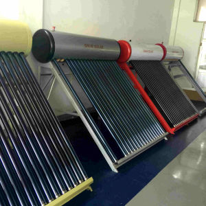 Color Steel Solar Heater 80L-350L with CE Certificate pictures & photos