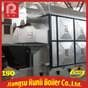 Double Drums Gas-Fired & Oil-Fired Steam Boiler pictures & photos