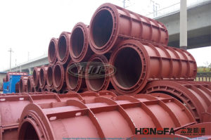 Centrifugal Perforated Reinforced Concrete Pipes Making Machine pictures & photos