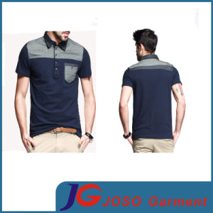 Mixed Color Casual Polo Shirt for Men (JS9032m) pictures & photos