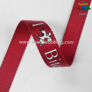 Custom Screen Printing Nylon Webbing for Dog Collar and Leash pictures & photos