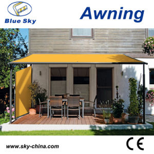 Metal Frame Retractable Invisible Awning Screen (B700) pictures & photos