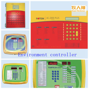 Customized Temperature Sensor for Poultry House with Full Set Equipment pictures & photos