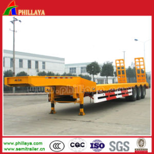 All Types of Products for Tri-Axle Lowbed Trailer pictures & photos
