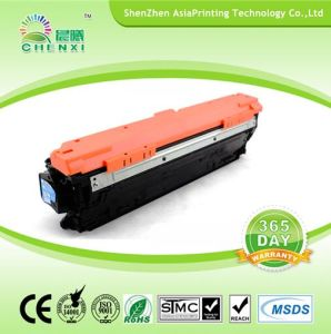 High Quality Printer Toner CE270A CE271A CE272A CE273A Color Toner Cartridge for HP pictures & photos