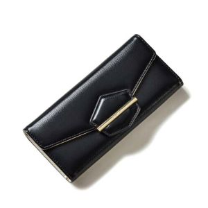 New Designer Clamshell Fashion Purse Wholesale Leather Wallet Bag (XQ0691) pictures & photos