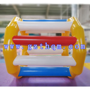 Commercial Grade PVC Tarpaulin Inflatable Water Toys/Inflatable Water Trampolines pictures & photos