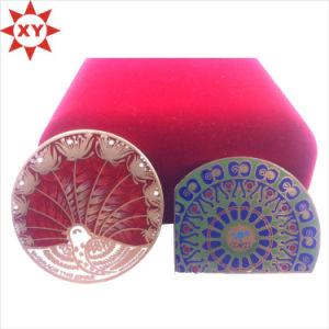 2015souvenir Custom Zinc Alloy Colorful Enamel Metal Coin pictures & photos