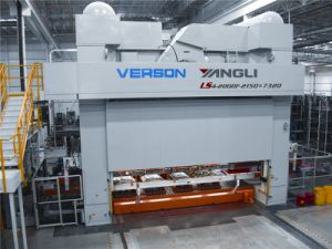Ls4 Series Straight Four Point Link Drive Press Machine pictures & photos