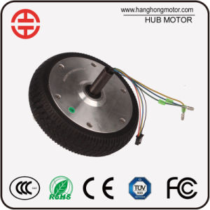 300W 6.5 Inch Brushless DC Hub Motor for Balance Car pictures & photos