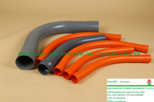 PVC Conduit Fitting Pipe Bend pictures & photos