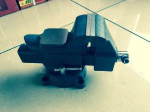 Super Heavy Duty Casting Steel Bench Vise Without Anvil (HL) pictures & photos