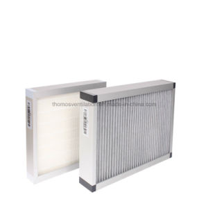Central Heat Recovery Air Ventilation System with CCC (THE350)