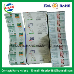 Rewind Film/Rolling Film/Packaging Film for Auto-Packing Machine for Shampoo