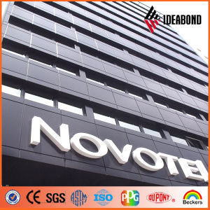 2017 New Modern Aluminium Composite Panel for Signboard Decoration pictures & photos