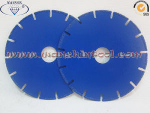 Vacuum Brazed Diamond Saw Blade for Metal Diamond Tool pictures & photos