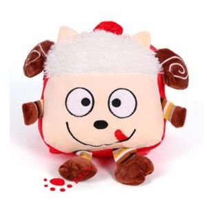 Plush Cartoon Little Sheep Backpack pictures & photos