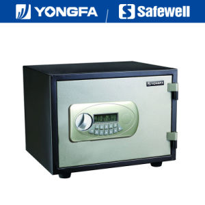Yb-Ale Series 33cm Height Home Use Fireproof Safe with Knob pictures & photos
