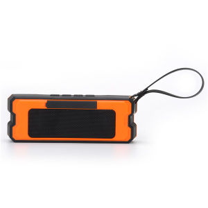 Waterproof Mini Bluetooth Speaker with Support TF Card pictures & photos