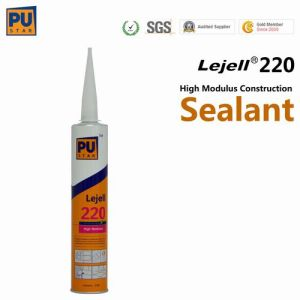 Lejell220 High Modulus PU Sealant for Construction pictures & photos