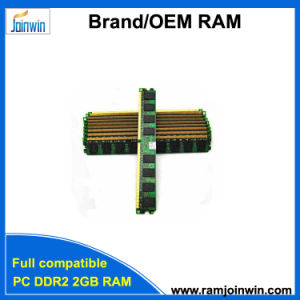 Non Ecc Desktop RAM DDR2 2GB 667MHz pictures & photos