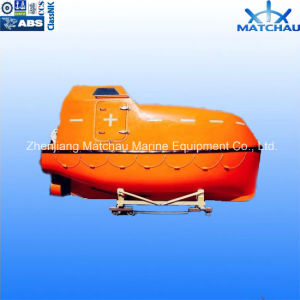 Marine Fibreglass Totally Enclosed Fast Rescue Boat pictures & photos