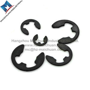 DIN6799 Carbon Spring Steel E Type Retainer Washer China Supplier ISO pictures & photos