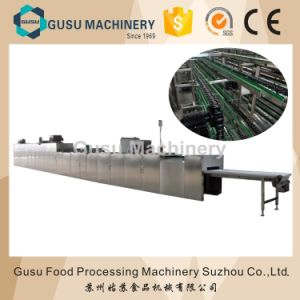 High Technology New Design One-Shot Chocolate Molding Machine pictures & photos