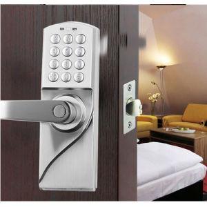 Apartment Code Lock Worked by Code or Emergency Key pictures & photos