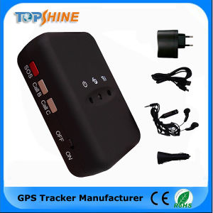 Newest Backup 1900 mAh Battery Kids Pets GPS Tracker pictures & photos