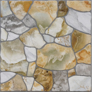 Mosaic Design 400*400mm Rustic Floor Tile (AJ49000/49001/49002/49003) pictures & photos