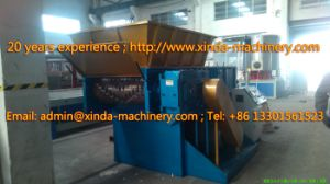 Double Shaft Shredder Machinery pictures & photos