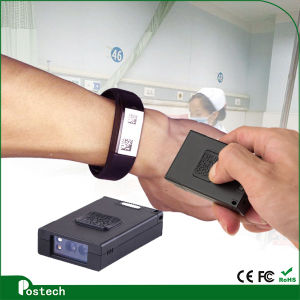 OEM Omnidirectional Cordless Bluetooth 2D Barcode Scanner Reader pictures & photos