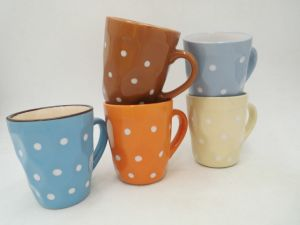 Irregular Surface of The Ceramic Cup pictures & photos
